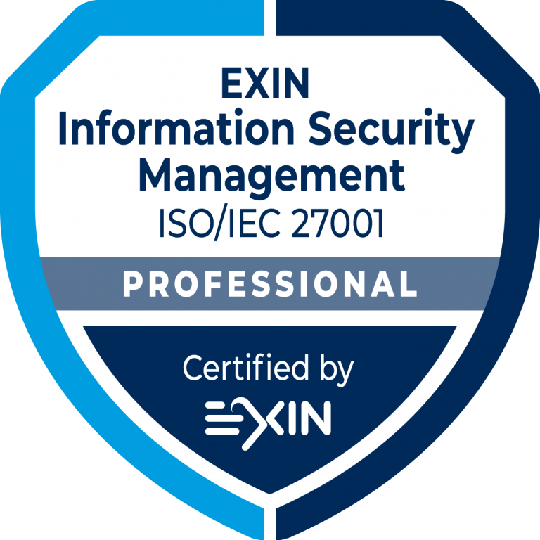 EXIN-ModuleProfessional-InformationSM-ISO